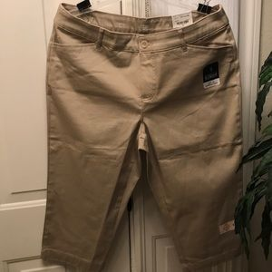 Brand New Capri Pants